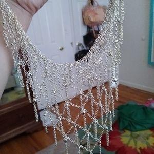 Bnwt Kendra Scott Georgina necklace* needs repair